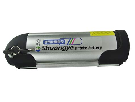 What is bottle electric bike battery