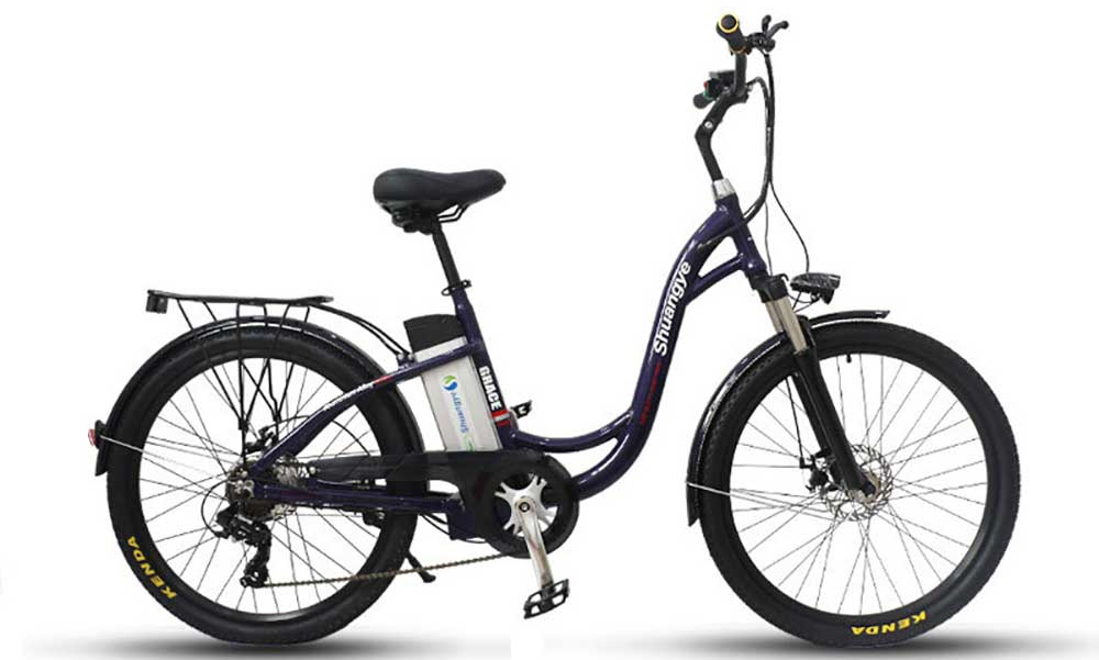 electric bike frame (3)