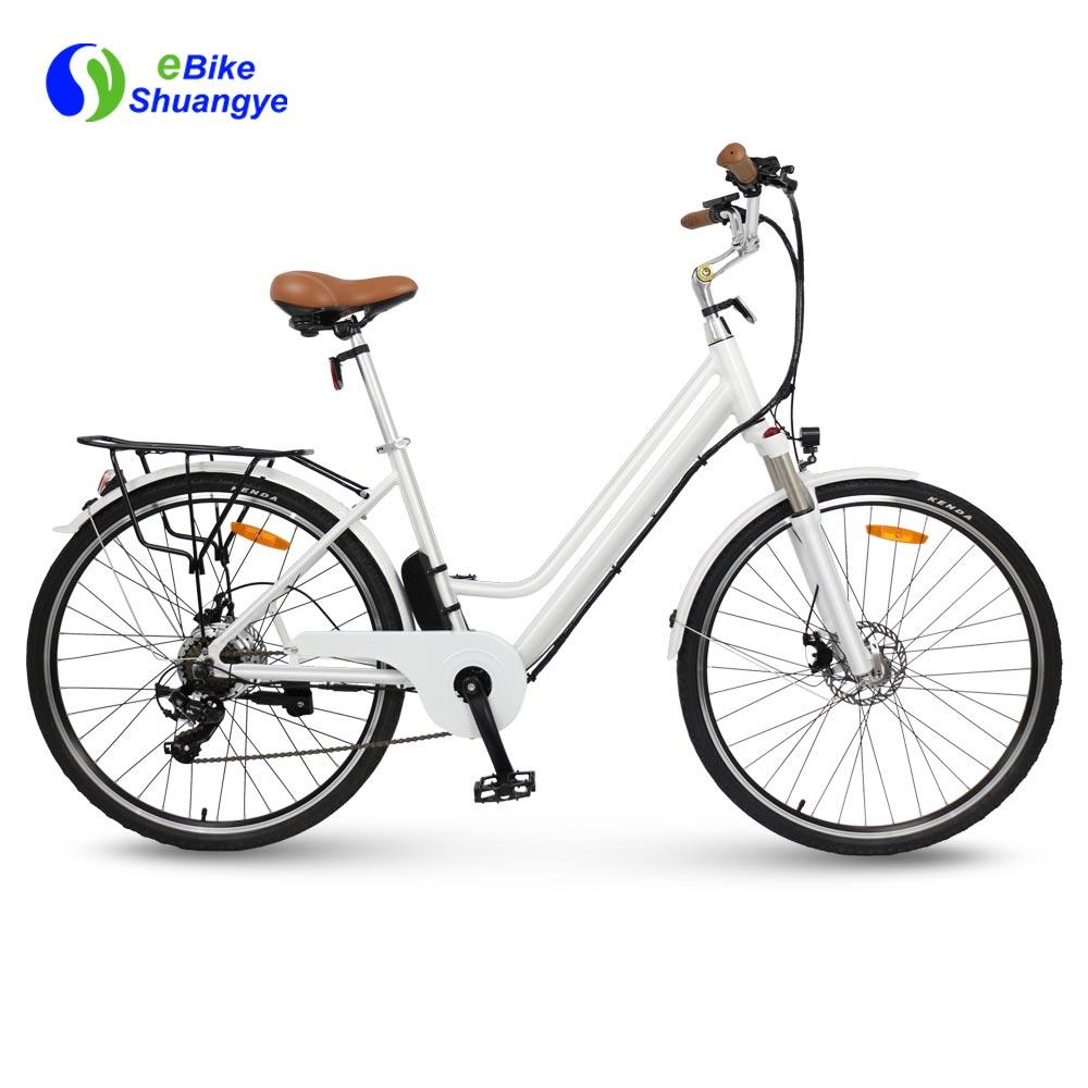 new design for electric city bike 28-inch A3AL28