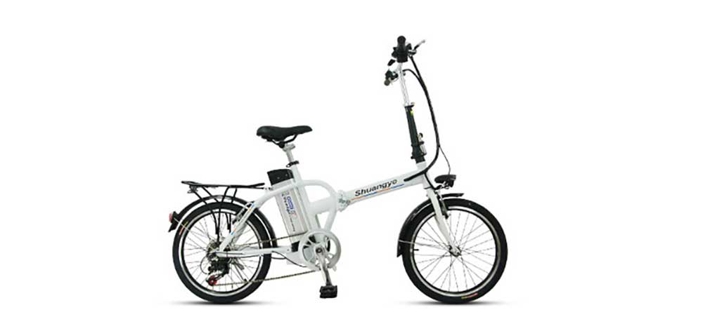 folding electric bicycle (2)