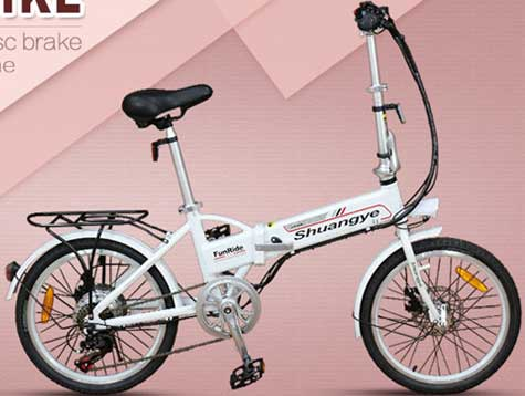 the best choice folding electric bike