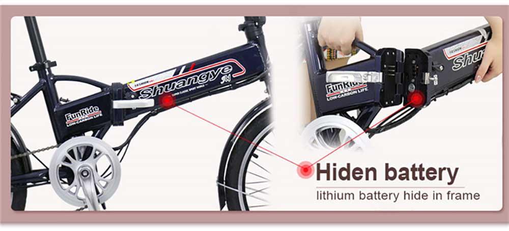 folding electric bike(4)