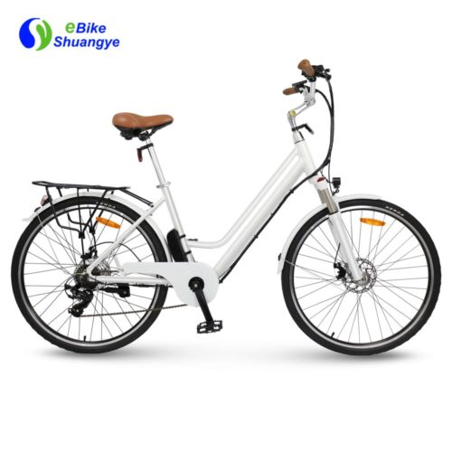 Woman electric bike in 28 inch A3AL28