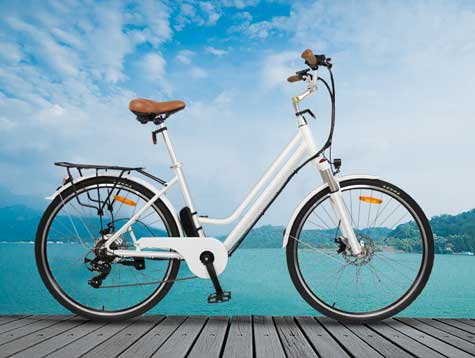 City e-bicycles for sale in 28 inch