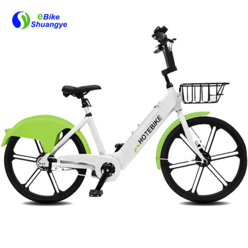 City electric motor bicycle 24 inch 250W A5AH24M