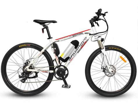 A new design torque sensor electric bike for adults