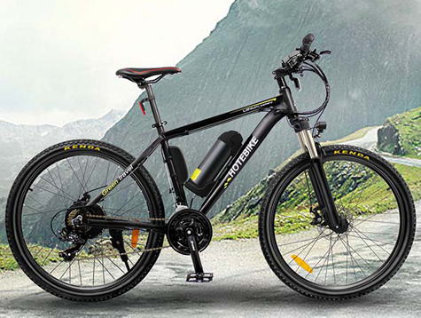 Discount electric mountain bike delivery to Canada