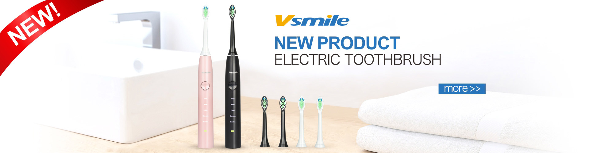 vsmile electric toothbrush
