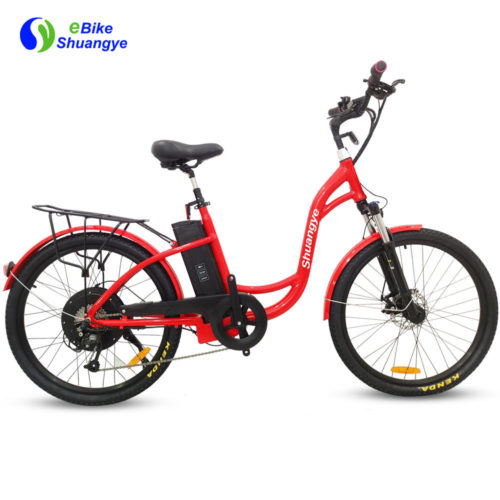 Commuter ebike 26 inch high power 500W A3AL26