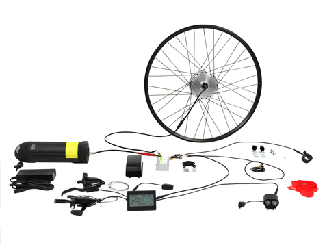 DIY electric bike conversion kit 36V 250W