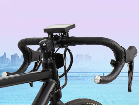 Common electric bikes handlebar types