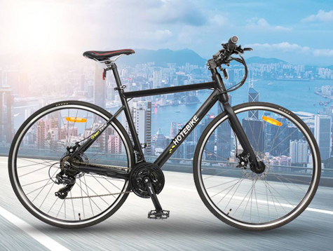Hidden battery and Bottle battery road electric bike