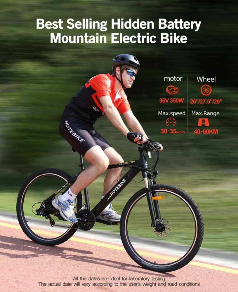 mens specialized electric bicycle
