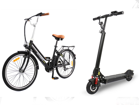 Electric bicycle VS electric scooter: which is more suitable for commuting