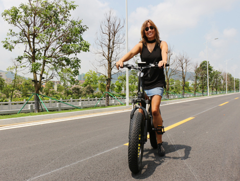 5 popular electric bike for girl