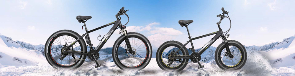 Small electric bikes for small riders