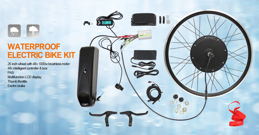 Shuangye electric bike