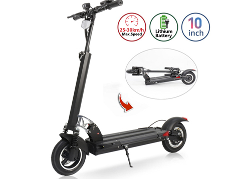 Why people choose electric scooter?