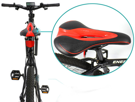 How to get the right electric battery operated bikes seat