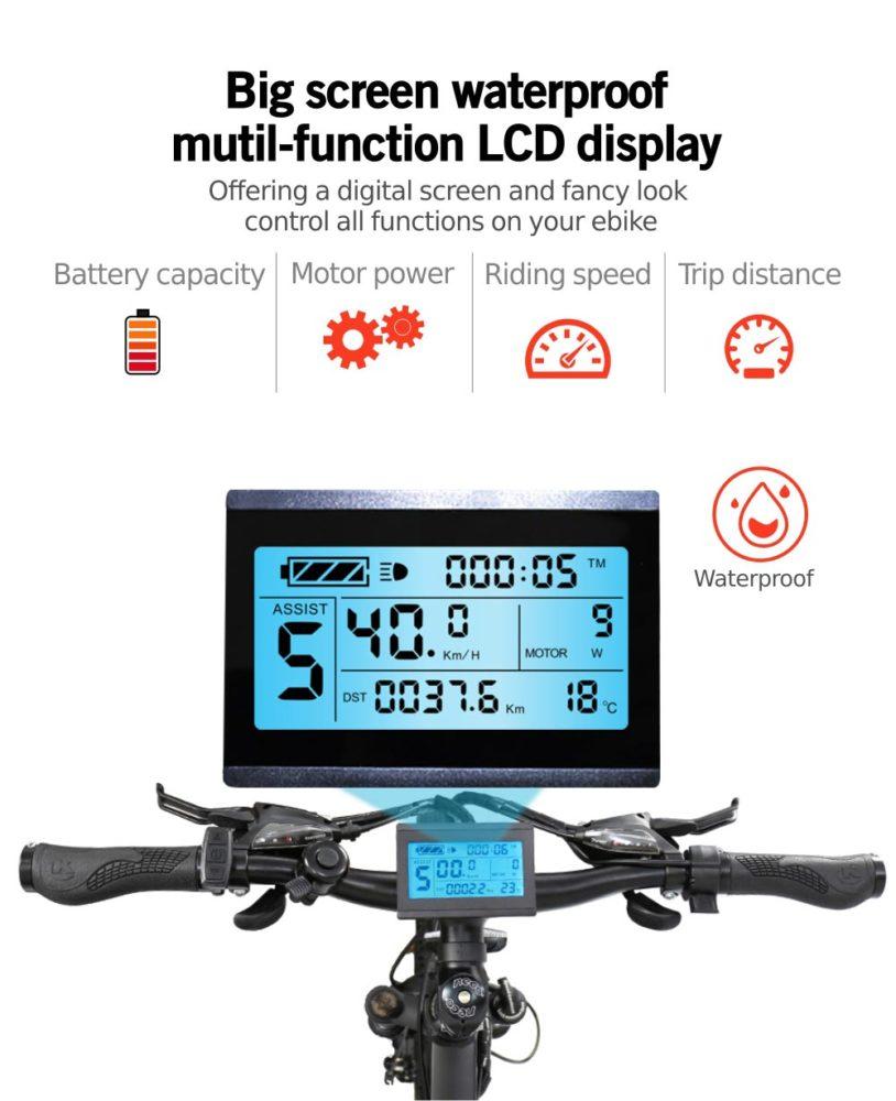 electric power assist bike