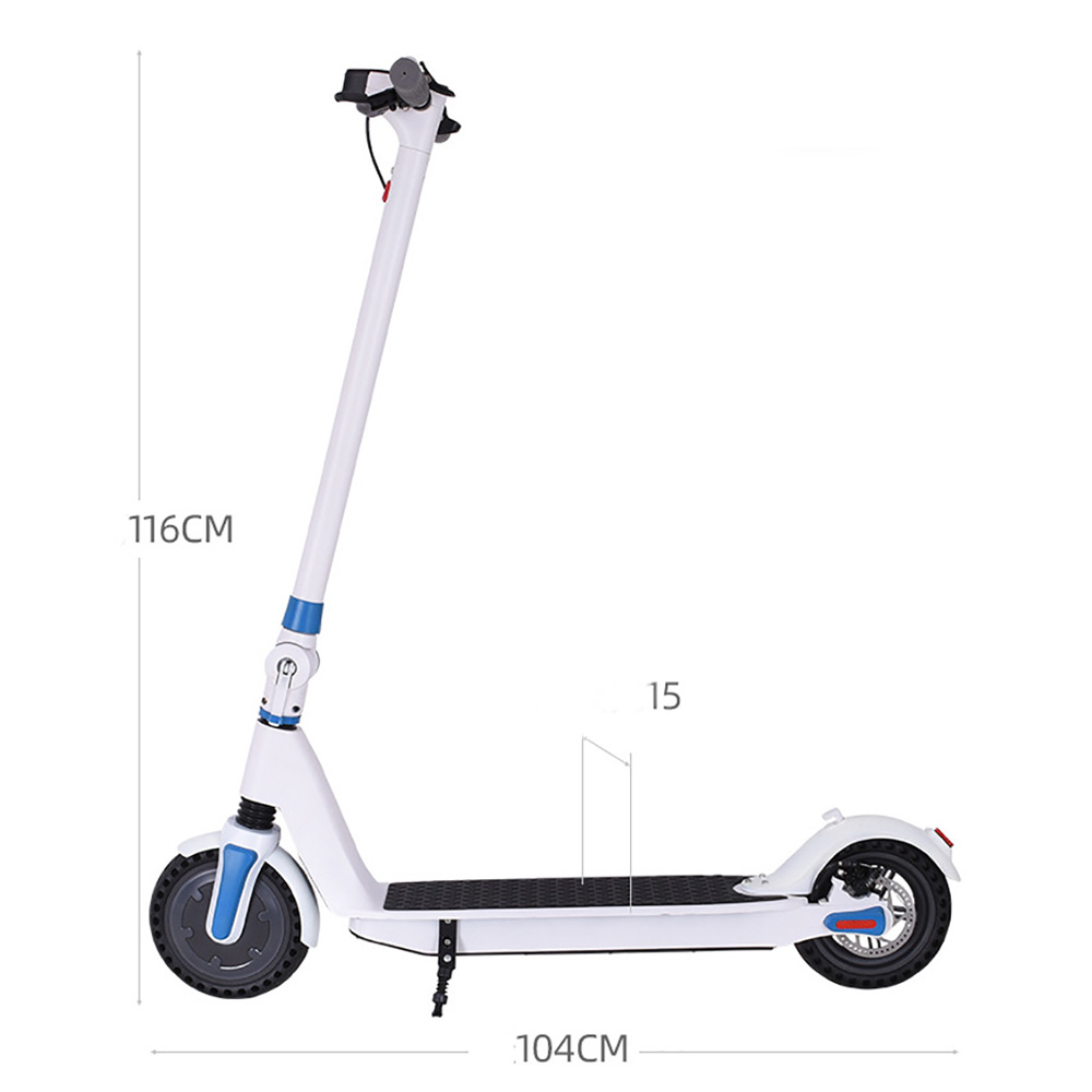 8.5 inch foldable electric scooter for adult commuting A1-8