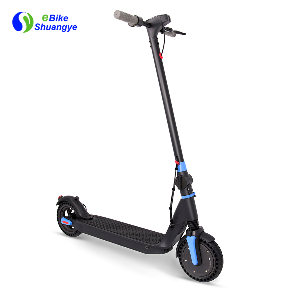 Scooter elèctric plegable 8.5 polzades per a adults que transita per A1-8