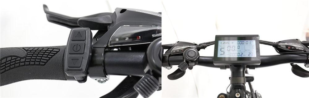 throttle vs pedal assist