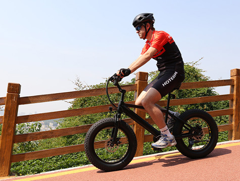 Why do heavy riders choose Shuangye electric power bikes?