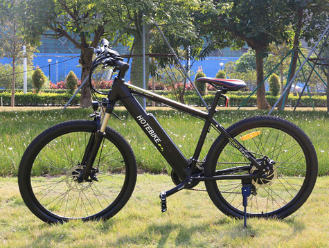 Finding an specialized electric mountain bike