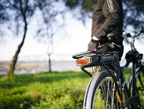 Electric bicycles riding safety tips