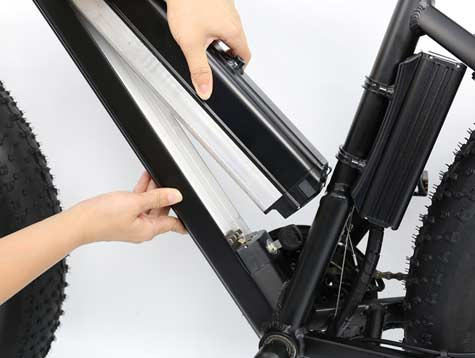 Battery for electric bike: three things you need to know