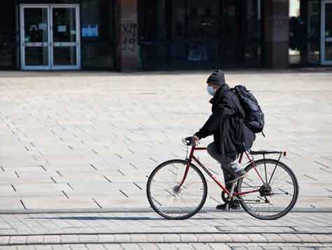 How electric bikes are fighting coronavirus
