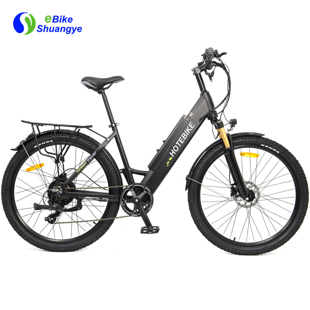 750w bafang motor pedal assist electric bike 27.5 inch A5AH26