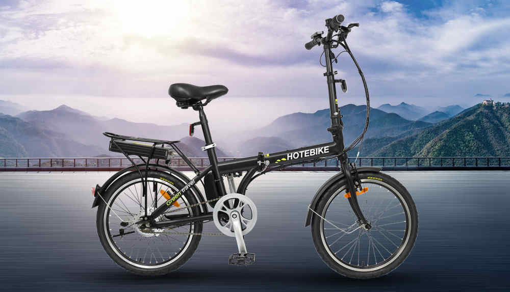 The advantage of fold portable electric bike