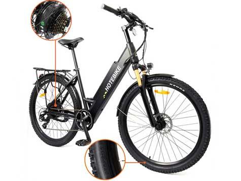 27.5*2.35 inch bafang motor high capacity battery bikes