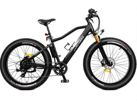 A new high power pedal assist mountain bike electric