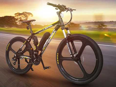 Is an electric assist bicycleworth the money?