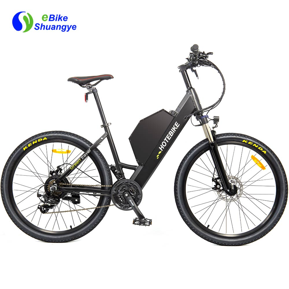 48V hybrid electric bicycles for sale 21 speed A5AH26