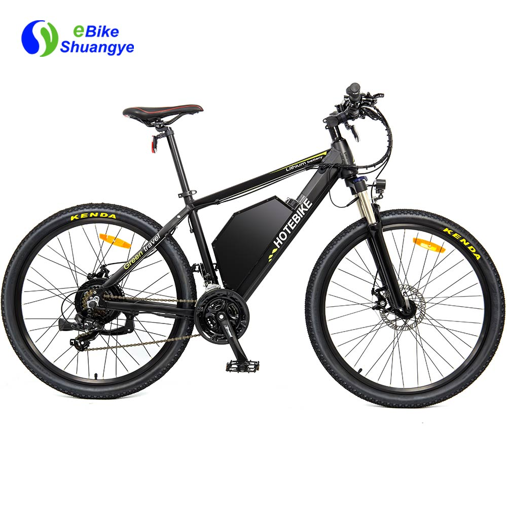 Large capacity adult electric bikes for sale 500w 750w A6AH26