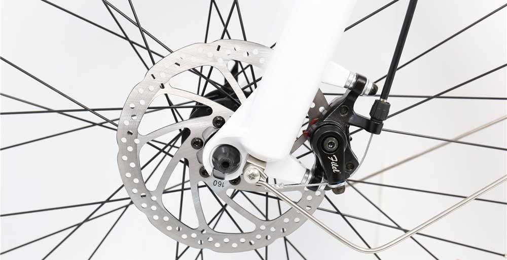electric pedal bike