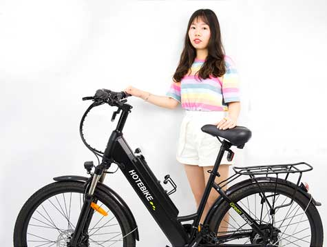 Shuangye Ebike Live Broadcast On The 127th Canton Fair