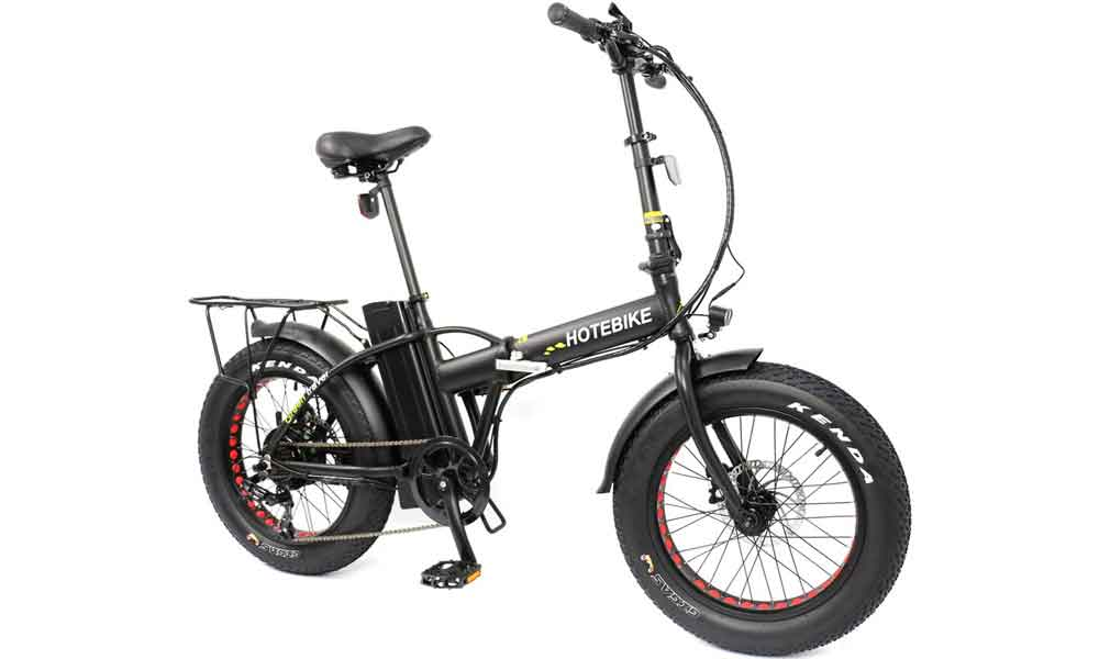 electric fat tire bike