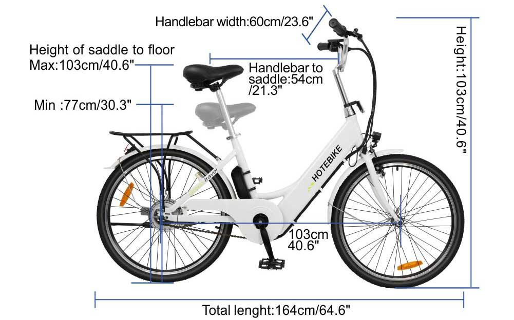 Велосипедҳои батарея бо барқ