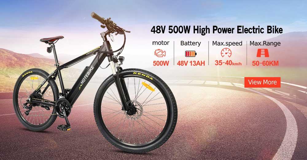 electric bike dirt bike