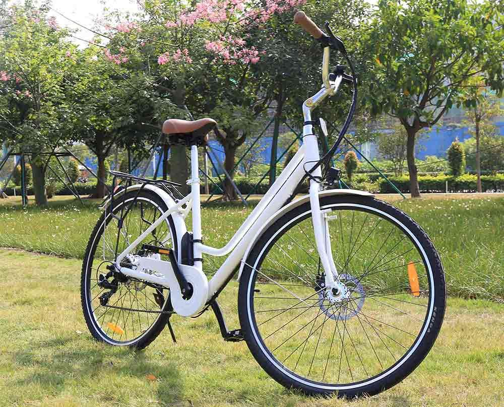 electric moped bike