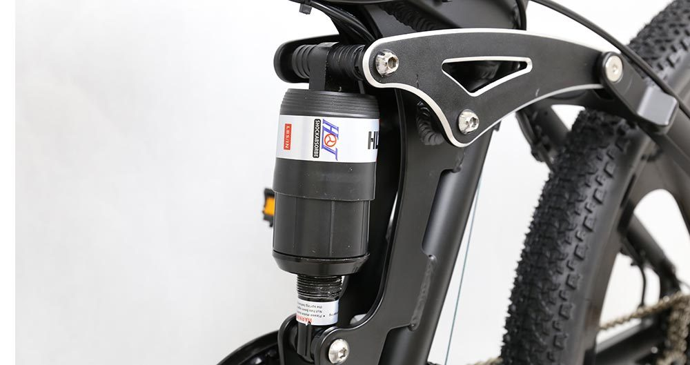 full suspension ebike