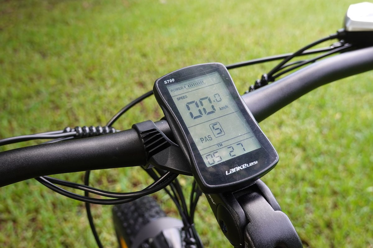 Cyrusher XF650 electric fat tire bike review: 1,000 W of power to Cyrush everything!