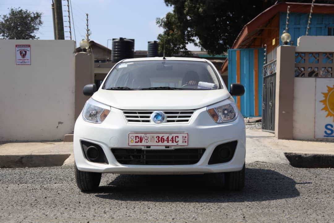32 kWh Dongfeng Jun Feng ER30 SKIO EV, ER 30