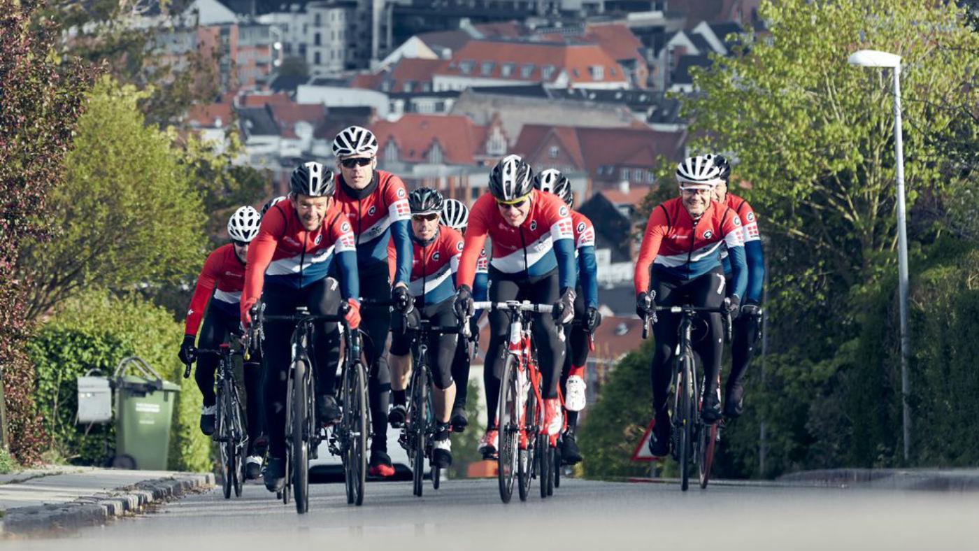 Denmark toughest bike route in Vejle