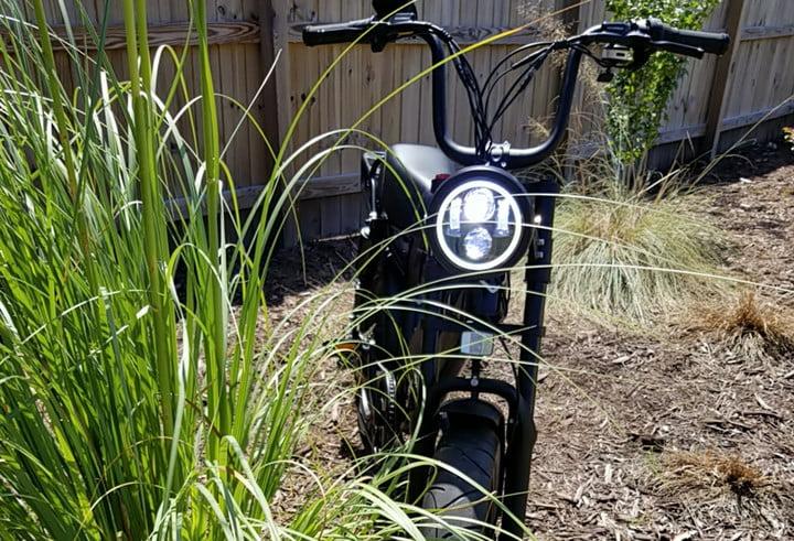 Juiced Bikes Scorpion headlight